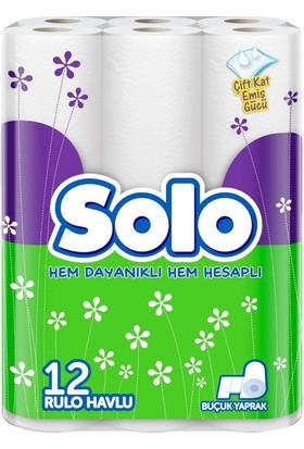 Solo Ultra Kağıt Havlu 12'li