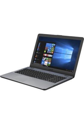 """Asus Vivobook X542UR-GQ434T Intel Core i5 8250U 4GB 1TB GT930MX Windows 10 Home 15.6"""" Taşınabilir Bilgisayar"""