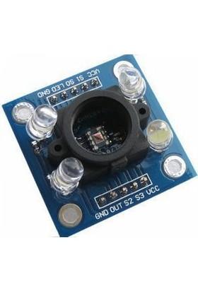 Keskinler TCS3200 Renk Sensörü Kartı - Sensör Yuvalı