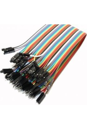 Keskinler 40pin 30cm Erkek-Dişi Jumper Kablo