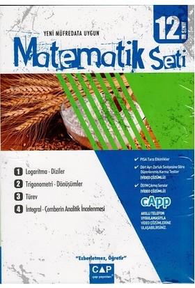Çap Yayınları 12. Sınıf Matematik Seti