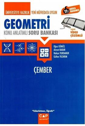 Çap Yayınları Üniversiteye Hazırlık Geometri Çember