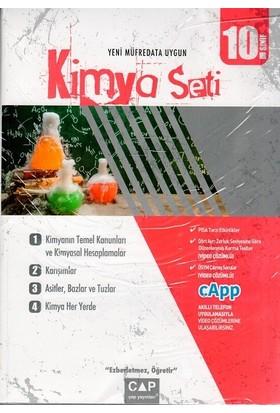 Çap Yayınları 10. Sınıf Anadolu Lisesi Kimya Seti
