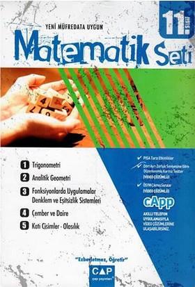 Çap 11.Sınıf Anadolu Matematik Seti - 2019