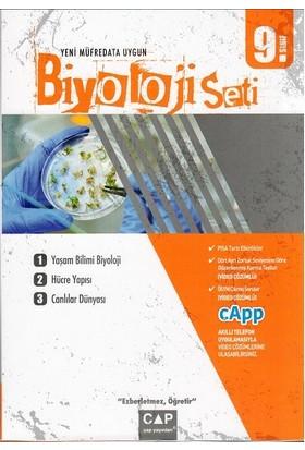 Çap Yayınları 9. Sınıf Anadolu Lisesi Biyoloji Seti