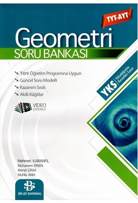 Bilgi Sarmal TYT AYT Geometri Soru Bankası