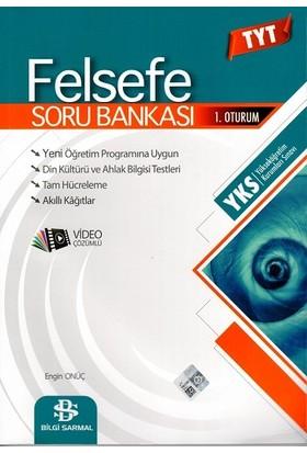 Bilgi Sarmal Yayınları TYT Felsefe Soru Bankası