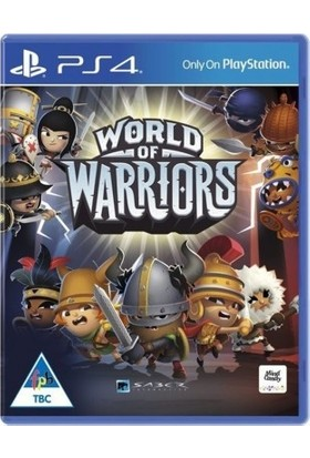 World of Warriors PS4 Oyun