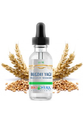 Biowera Naturel Care - Buğday Yağı