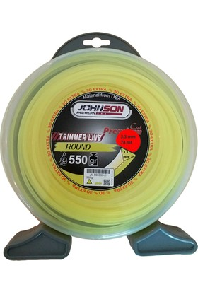 Johnson Tırpan Misinası Üçgen 74 Mt 3.3 Mm 550 Gr