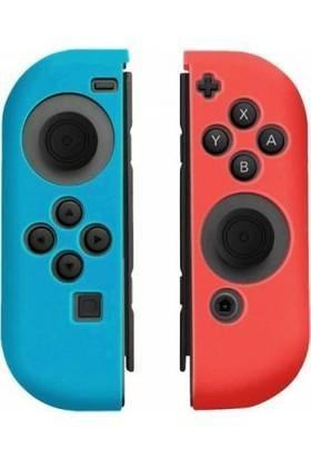 Nintendo Switch Joy-Con Controller İkili Neon Kırmızı ve Mavi