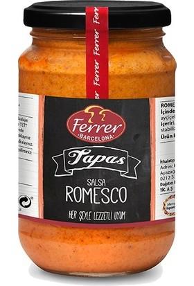 Romesco Tapas Sosu, 320gr