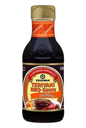 Kikkoman Teriyaki Sos Ballı, 250 ml