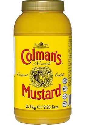 Colman's English Mustard (İngiliz Hardalı) 2,25 Lt