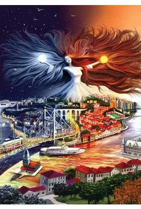 Ks Games 2000 Parça İstanbul Puzzle