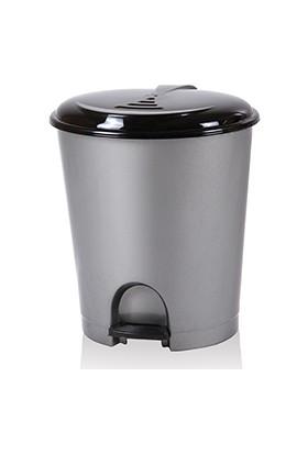 Akay Pedallı Çöp Kovası (7 Lt)Ak 149 2'No