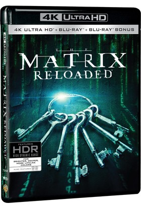 The Matrix Reloaded 4Kuhd