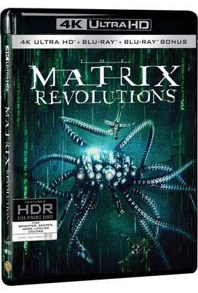 The Matrix Revolutıons 4K Uhd