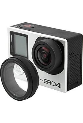 Puluz Hero Gopro 5/ 4/ 3/ 3 Uv Kamera Lens Koruma