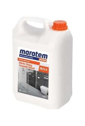 Maratem M214 Klorlu Yüzey Temizlik Ürünü 5lt