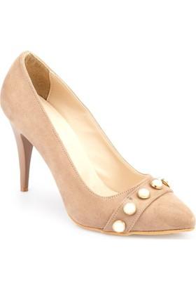 Polaris 82.312064.Z Vizon Kadın Gova Ayakkabı