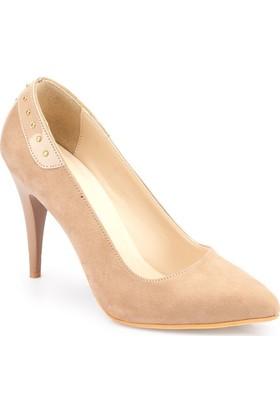 Polaris 82.312067.Z Vizon Kadın Gova Ayakkabı