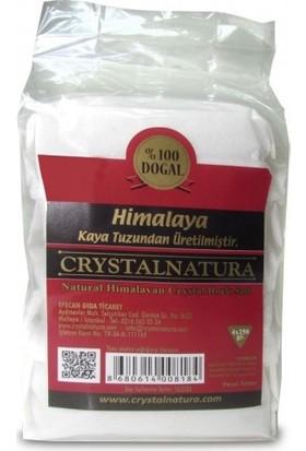 Crystalnatura Himalaya Tuzu Beyaz Öğütülmüş 1 kg