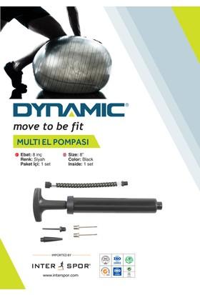 Dynamic Multı Çok Fonksiyonlu El Pompası - 8Inch