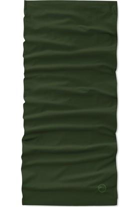CampAndTravel Solid Green Bandana