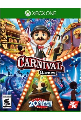 Carnival Games Xbox One Oyun