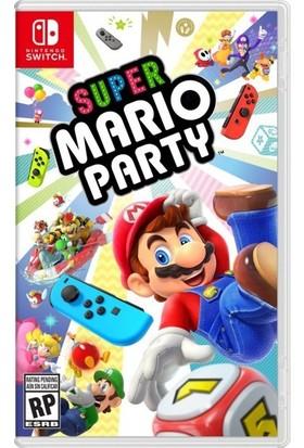 Super Mario Party Nintendo Switch Oyunu