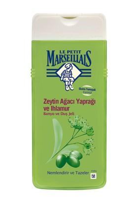 Le Petit Marseillais Zeytin Ağacı Yaprağı Ve Ihlamur Duş Jeli 650 ml