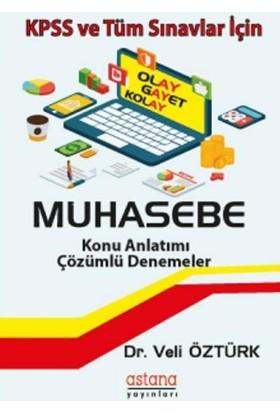 Muhasebe - Kpss Ve Tüm Sınavlar İçin - Veli Öztürk