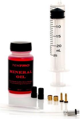XLC Hidrolik Fren Servis Kiti Mineral Yağ Naturel