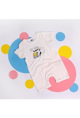 Smiley World Lisanslı Bebek Tulum Barbatöz