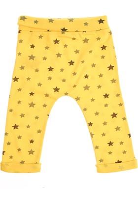 Kidzo Baby Yıldız Şalvar Tek Alt