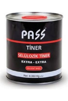 Pass Selülozik Tiner 1/2 350 Ml
