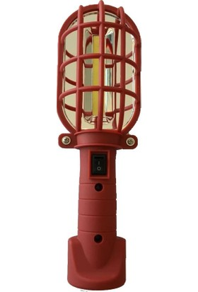 Vip-Tec Vt891048 Tamirci El Feneri Ledli Mıknatıslı Askılı Lamba