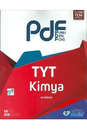 Eğitim Vadisi Yayınları TYT Kimya Planlı Ders Föyü (PDF)