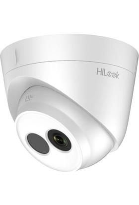Hilook Ipc-T100 Mp 2.8 Mm Sabit Lensli Ir Dome Ip Kamera