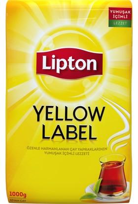Lipton Dökme Çay Yellow Label 1000 gr