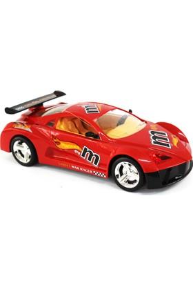 Toysan Oyuncak Famuos Car Uzaktan Kumandalı Araba Şarjlı Full Fonksiyon Kırmızı