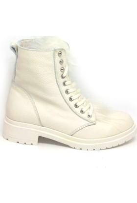 Shop And Shoes 007-1493025 Bayan Bot Kemik