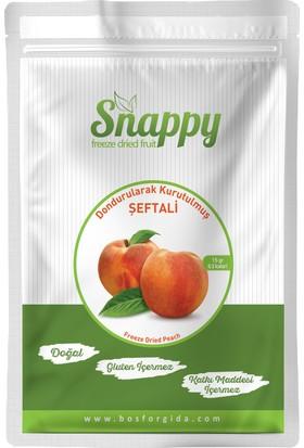 Snappy Freeze Dried Şeftali 15 gr