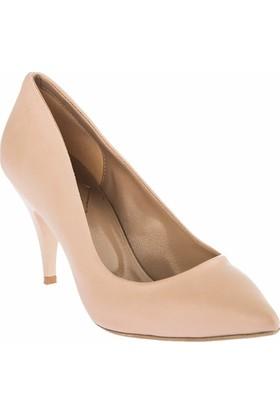 Fox Shoes Ten Kadın Topuklu Ayakkabı E340110009