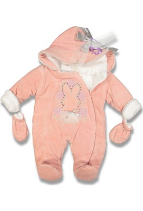 Soso Baby Tavşan Desenli Welsoft Kozmonot