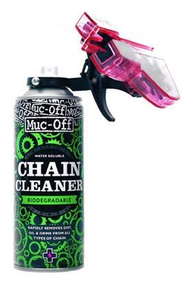 Muc-Off Zincir Temizleme Seti Chain Doc Naturel
