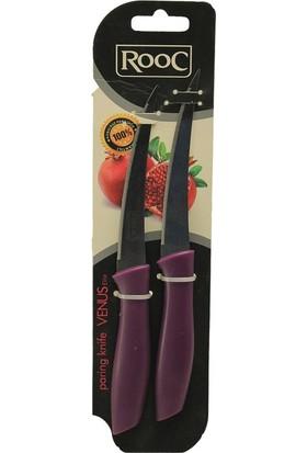 Rooc 2'li Bıçak Seti TR02-4