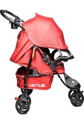 Venue 6715 Jogger 3 Tekerlekli Lüx Bebek Arabası