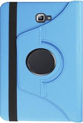 "Engo Samsung Galaxy Tab A SM-T350 Kılıf 8"" Standlı 360 Derece Koruma Tablet Kılıfı"